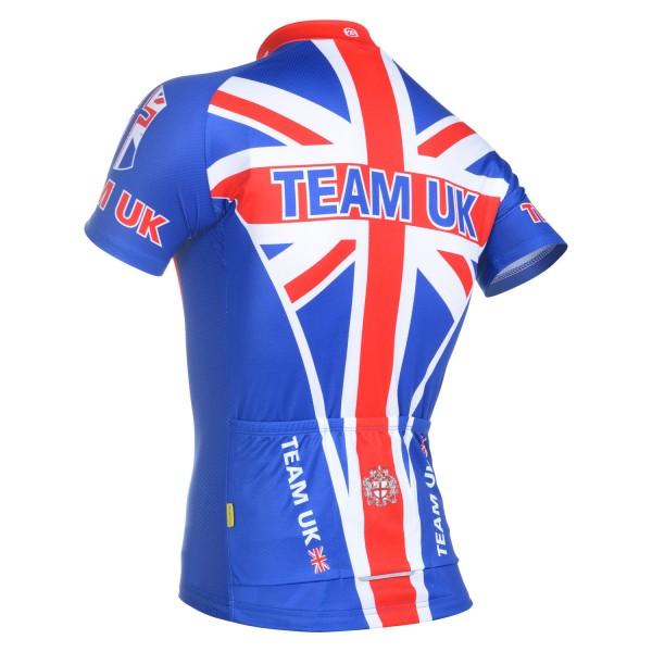 UK FLAG MEN S SHORT SLEEVE CYCLING JERSEY 01700dec3
